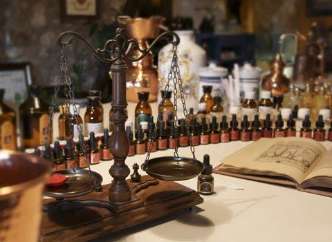 historia aromaterapie